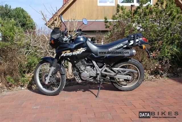 1998 Honda  NX 650 Dominator Motorcycle Enduro/Touring Enduro photo