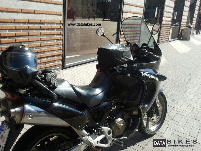 2001 Honda  Varadero 1000 Motorcycle Enduro/Touring Enduro photo