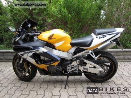 Honda  CBR 900 RR Fireblade 2000 Sports/Super Sports Bike photo