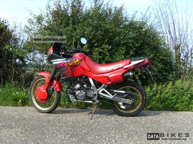 1995 Honda  Dominator Motorcycle Enduro/Touring Enduro photo