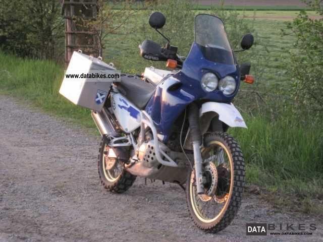 1994 Honda  XRV 750 RD07 Motorcycle Enduro/Touring Enduro photo