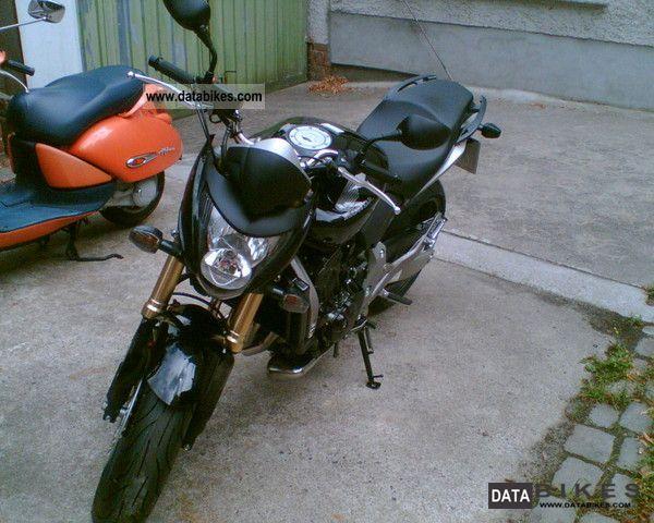 2007 Honda  Hornet Motorcycle Naked Bike photo