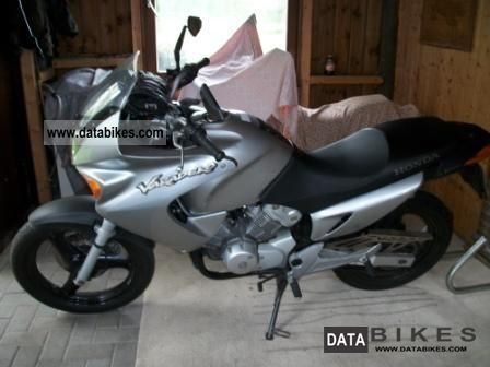 2003 Honda  Varadero XL 125 V, 32 JC Motorcycle Motor-assisted Bicycle/Small Moped photo