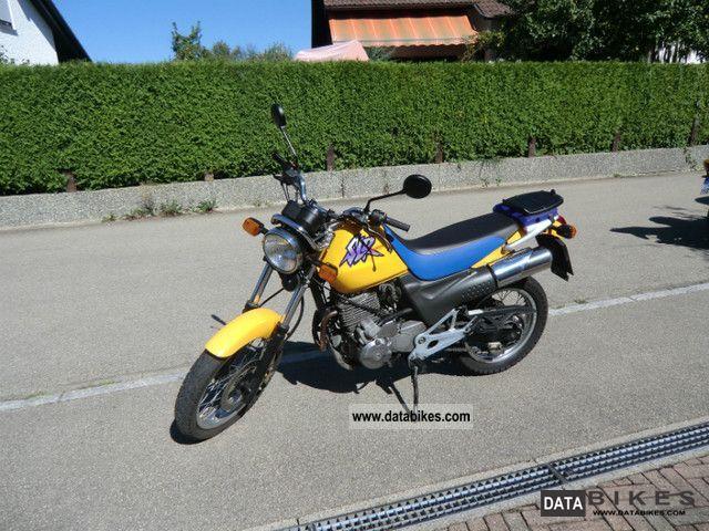 1996 Honda  SLR Motorcycle Enduro/Touring Enduro photo