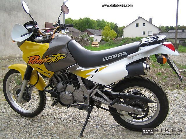 1997 Honda  RD08, Dominator 650, NX 650 V / W / X 97-99 Motorcycle Enduro/Touring Enduro photo
