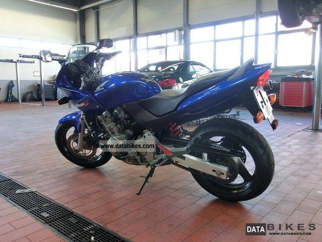 2001 Honda CB 600 Hornet TUV NEW!