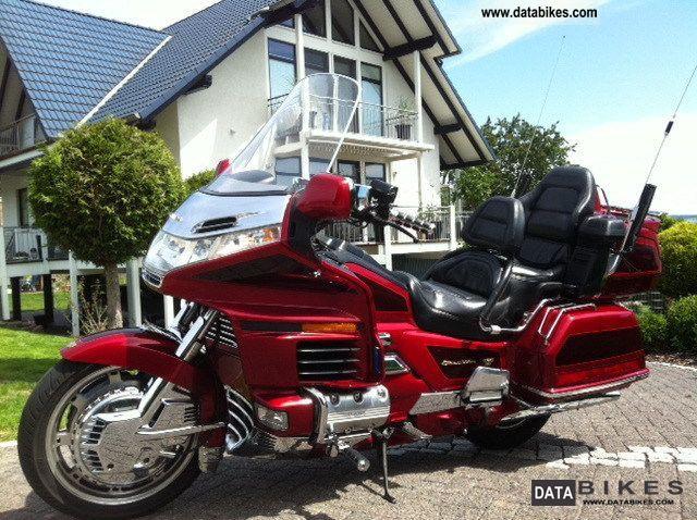 1998 Honda  GOLDWING 1500 SE * DREAM STATE * Motorcycle Tourer photo