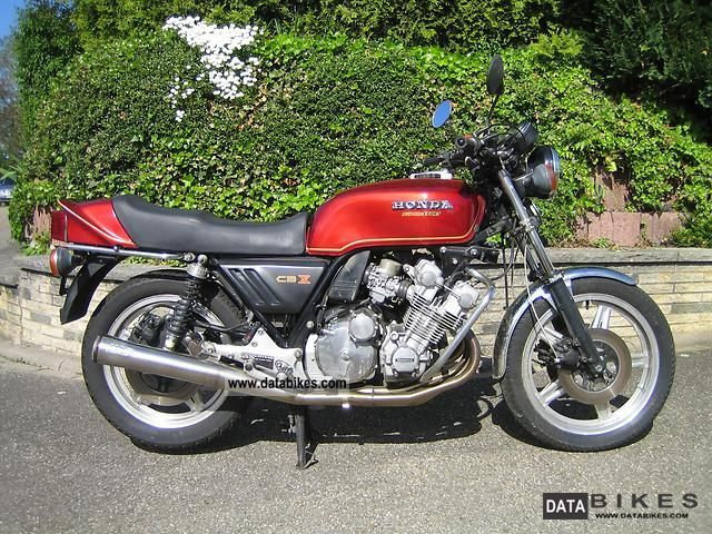 Honda  CBX 1000 CB01 1976 Vintage, Classic and Old Bikes photo