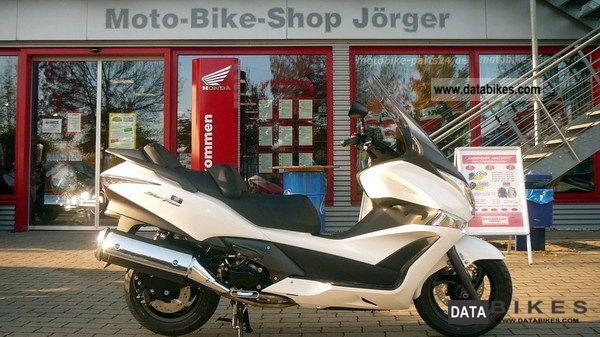 2011 Honda  FJS / SW-T 400 * ABS * Motorcycle Motorcycle photo