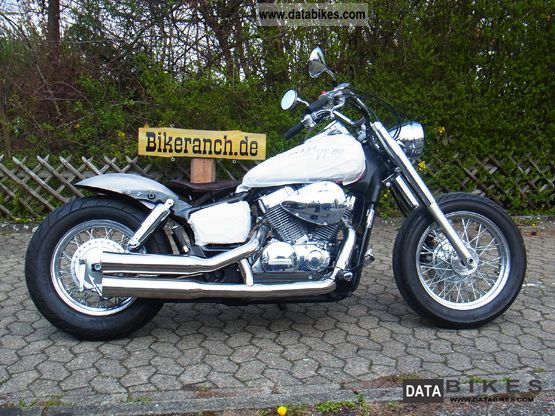 2005 Honda  VT 750 Shadow oldstyle bobber conversion NEW condition! Motorcycle Chopper/Cruiser photo