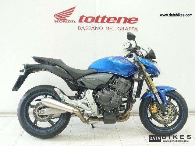 2009 Honda  Hornet 600 Motorcycle Sports/Super Sports Bike photo