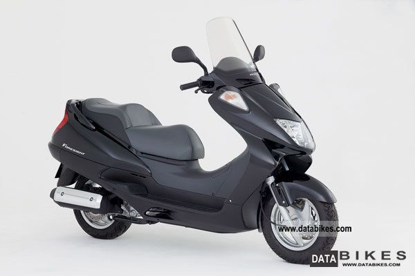 1999 Honda  FES 250 Foresight Motorcycle Scooter photo