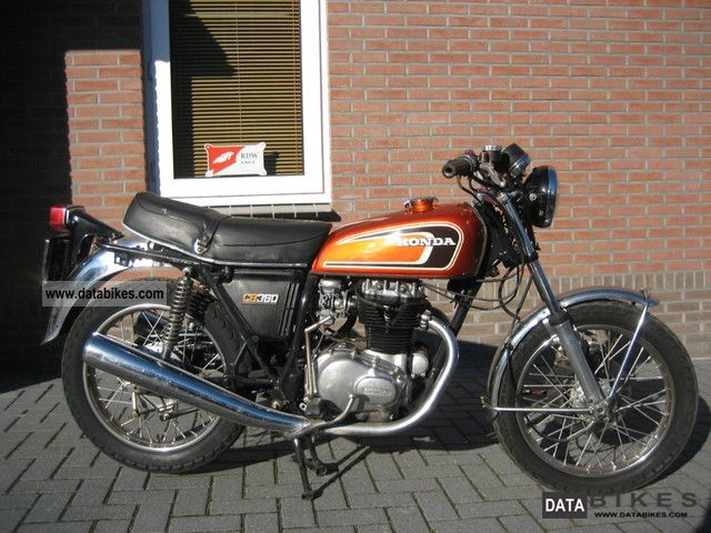 Honda  CB 360 SCHEUNENFU ND 2 STUCK AND PARTS 1976 Vintage, Classic and Old Bikes photo