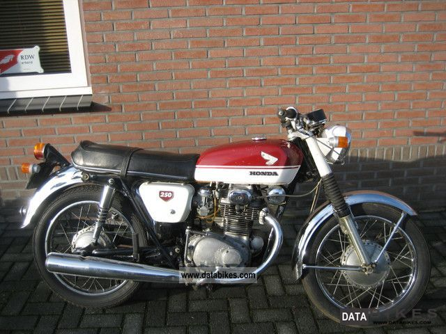 Honda  CB 250, SR :02-1969, PRICE 1950 EURO 1969 Vintage, Classic and Old Bikes photo