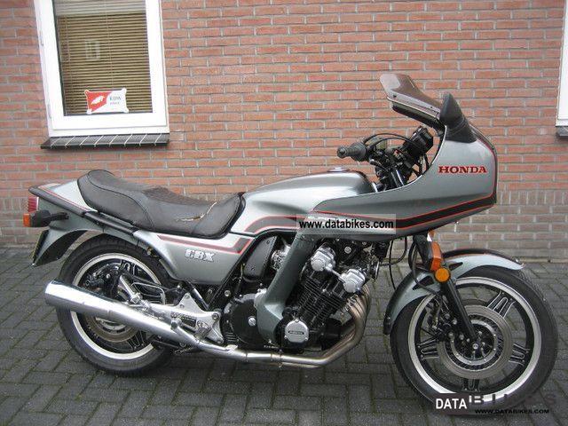 Honda  CBX1000 PRO LINK 1982 Motorcycle photo