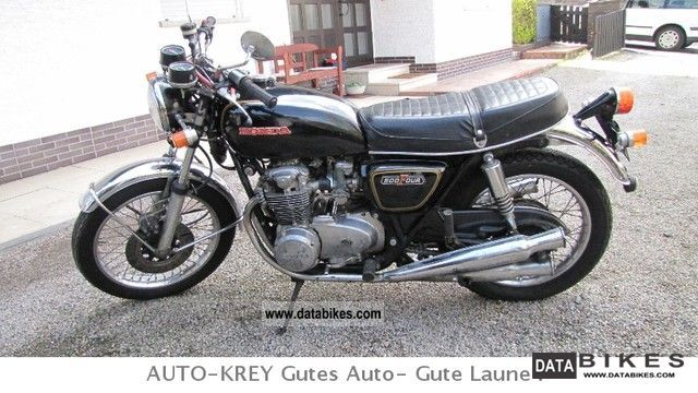 Honda  CB500 Four * CLASSIC * 1977 Vintage, Classic and Old Bikes photo
