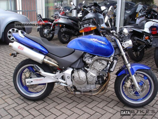 1998 Honda  CB 600F Motorcycle Motorcycle photo
