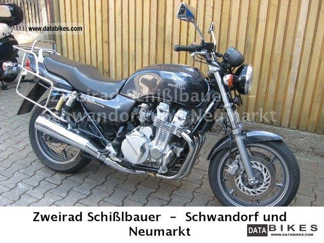 1992 Honda  CB750 Motorcycle Motorcycle photo