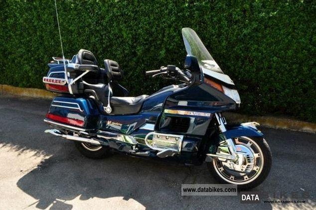 1995 Honda  GL 1500 Aspencade Motorcycle Tourer photo