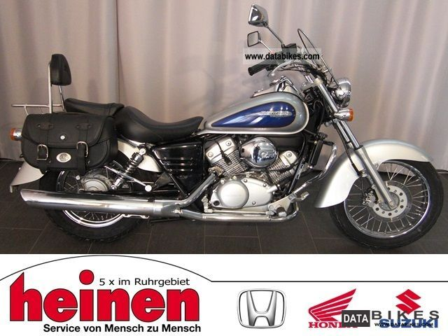 2001 Honda  VT 125 SHADOW Motorcycle Chopper/Cruiser photo