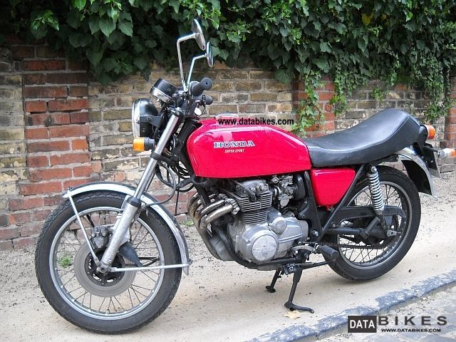 Honda  CB400 Four 1976 Vintage, Classic and Old Bikes photo