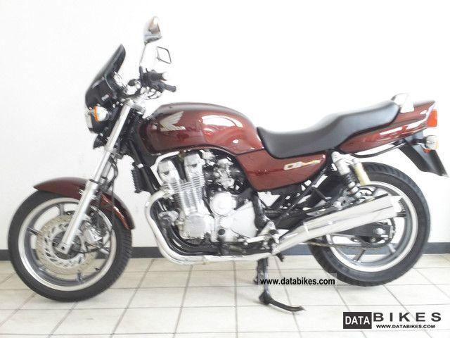 Honda  CB750 naked 1994 Naked Bike photo