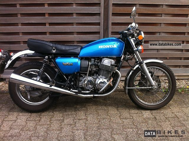 Honda  K7 cb 750 four 1978 Vintage, Classic and Old Bikes photo
