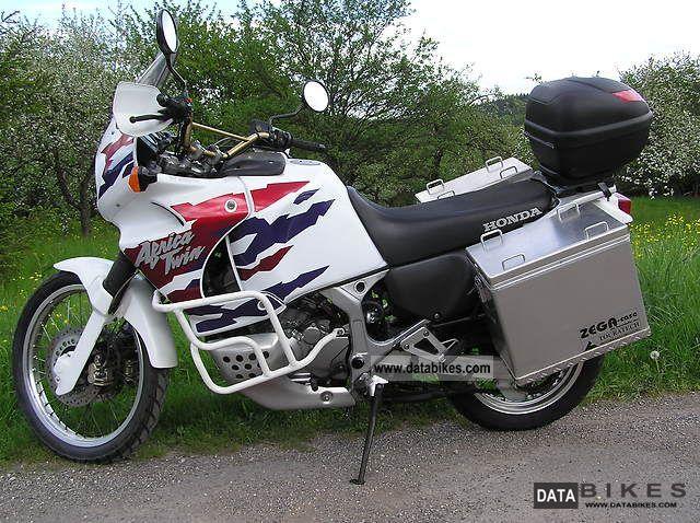 1998 Honda  XRV 750 Motorcycle Enduro/Touring Enduro photo