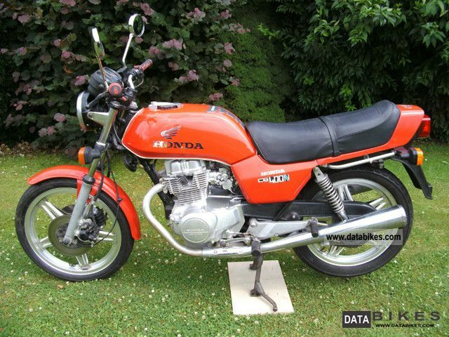 Honda  CB 400 N 1978 Vintage, Classic and Old Bikes photo
