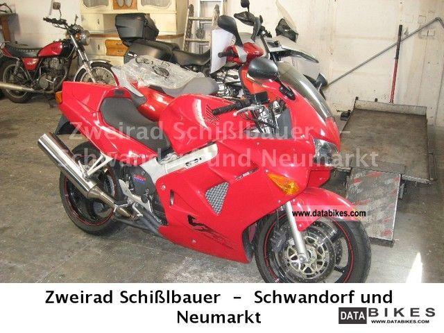 1998 Honda  VFR 800 Motorcycle Motorcycle photo