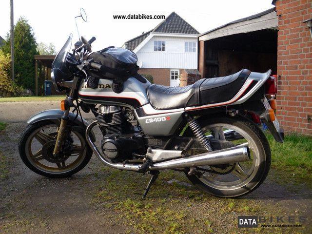 1983 Honda  CB 400 T Motorcycle Motorcycle photo
