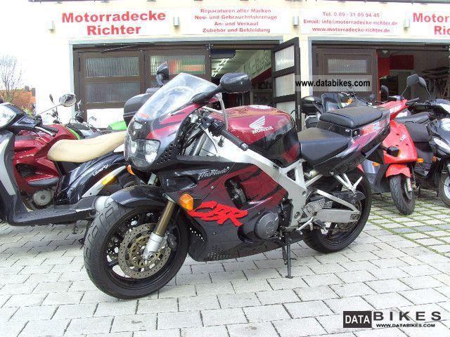 1994 Honda  900 RR Fireblade SC28 Motorcycle Sports/Super Sports Bike photo