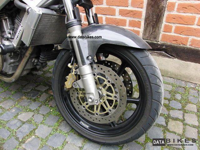 1993 Honda Hawk Gt 647 NT RC31 Bros Motorcycle Naked Bike photo 2