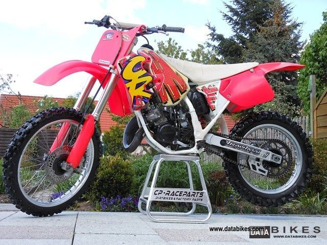 1993 Honda CR 125 2-STROKE / / GOOD CONDITION! DELIVERY! on