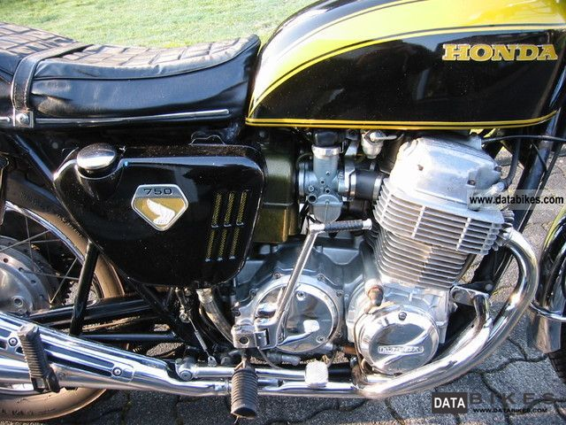 Honda  CB 750 K 0 1970 Vintage, Classic and Old Bikes photo