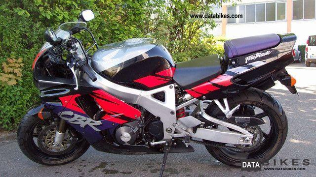 1993 Honda 900 CBR Fireblade 12 600 Km Second Hand Motorcycle Sports Super Bike