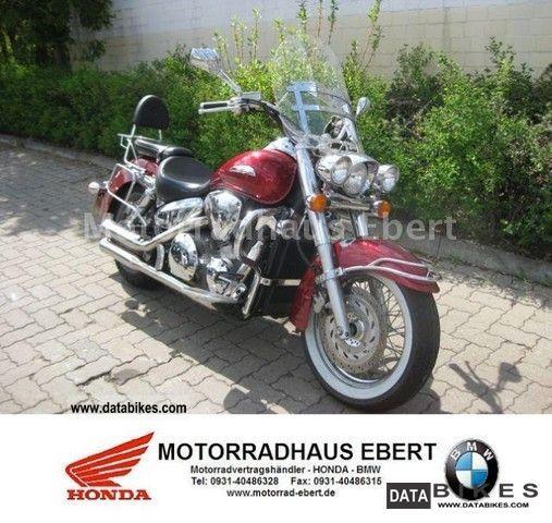2002 Honda  VTX1300 / many extras / Perfect / finance Motorcycle Chopper/Cruiser photo