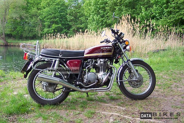 Honda  CB550 1979 Vintage, Classic and Old Bikes photo