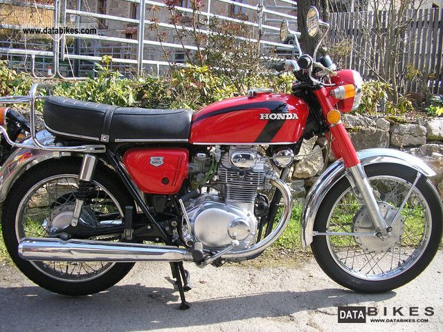 Honda  CB 250 1971 Vintage, Classic and Old Bikes photo