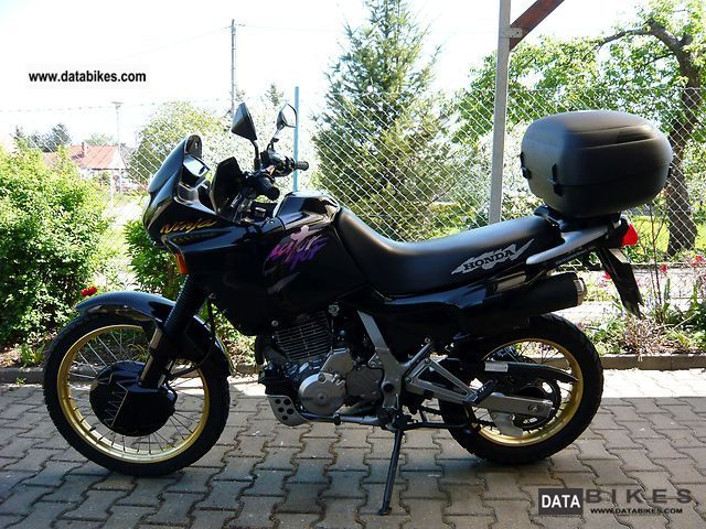 1996 Honda  NX 650 Dominator Motorcycle Enduro/Touring Enduro photo