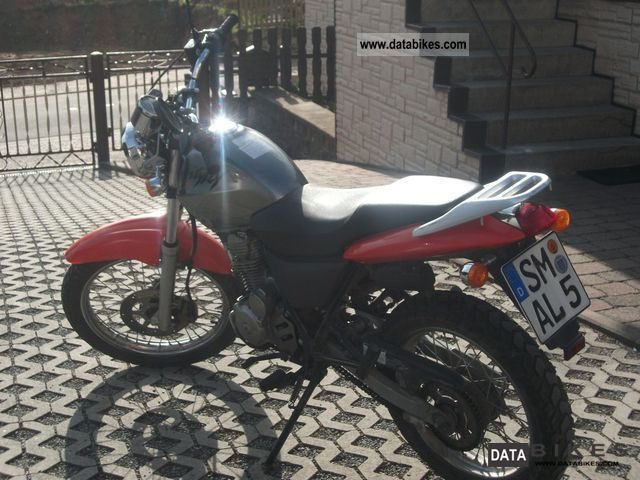 1999 Honda  125 Cityfly - Montesa JD18 Motorcycle Lightweight Motorcycle/Motorbike photo