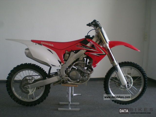 2010 Honda  CRF 250 Motorcycle Rally/Cross photo