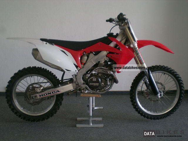 2010 Honda Crf 450