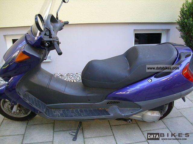 Honda  Foresight 1998 Scooter photo