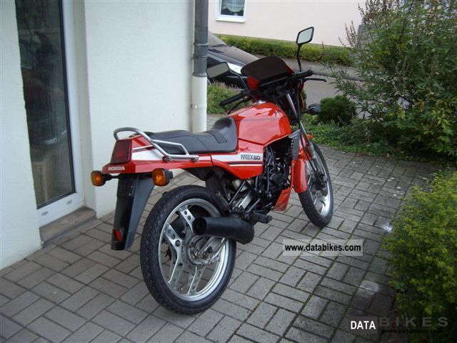 1986 Honda  MBX 80 Motorcycle Lightweight Motorcycle/Motorbike photo