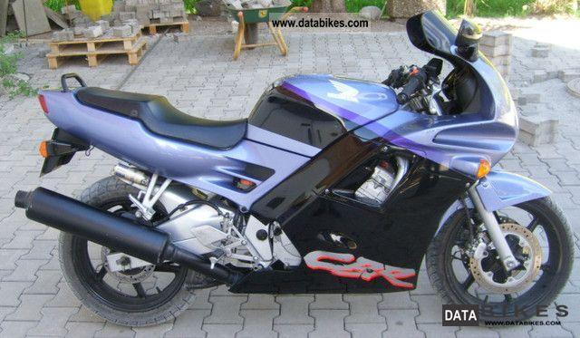 1994 Honda  CBR 600 Motorcycle Motorcycle photo