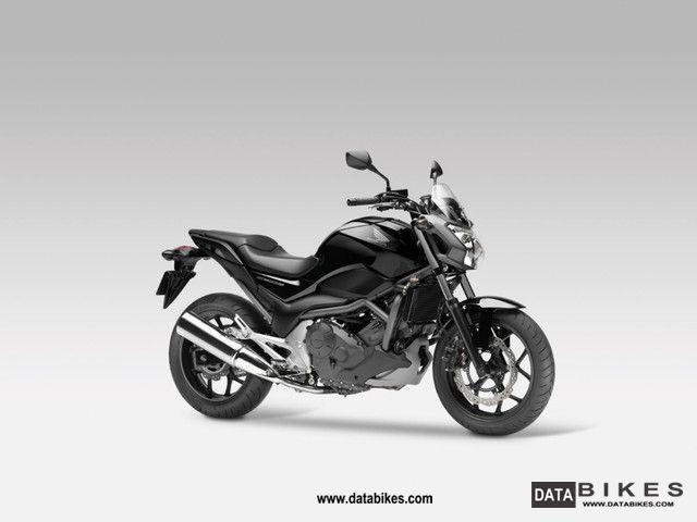 Honda  NC 700 SAC 2012 Naked Bike photo