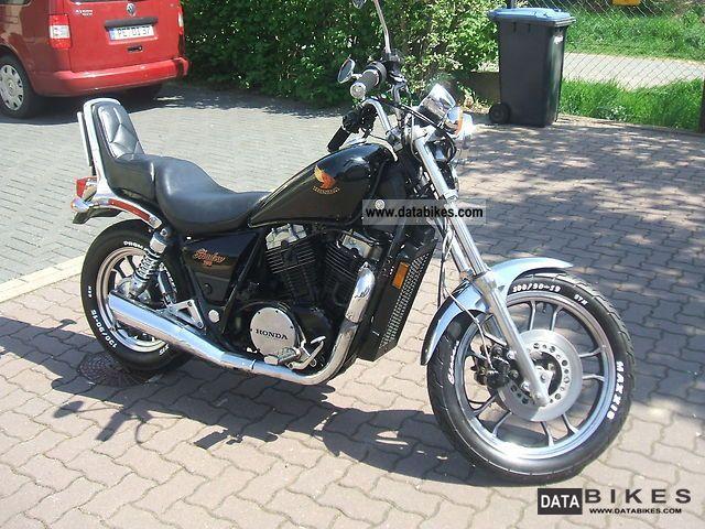 1984 Honda  VT 750 Shadow Kardan TOP Motorcycle Chopper/Cruiser photo