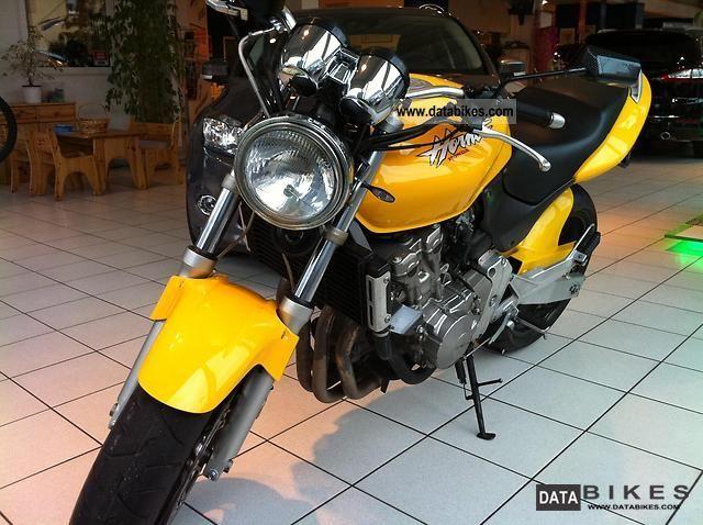 1999 Honda  CB 600 F Motorcycle Motorcycle photo