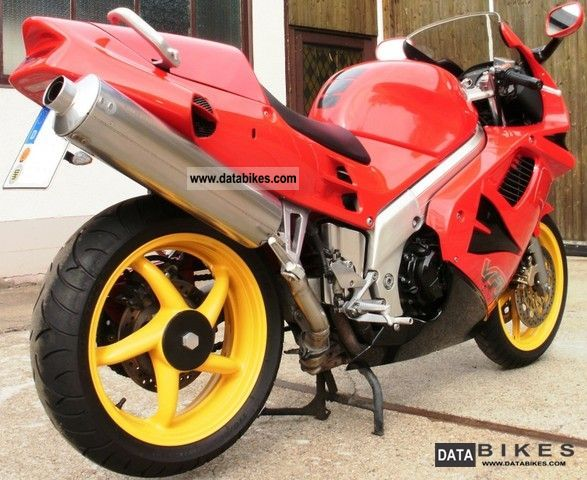 1997 Honda  VFR 750 Motorcycle Sport Touring Motorcycles photo